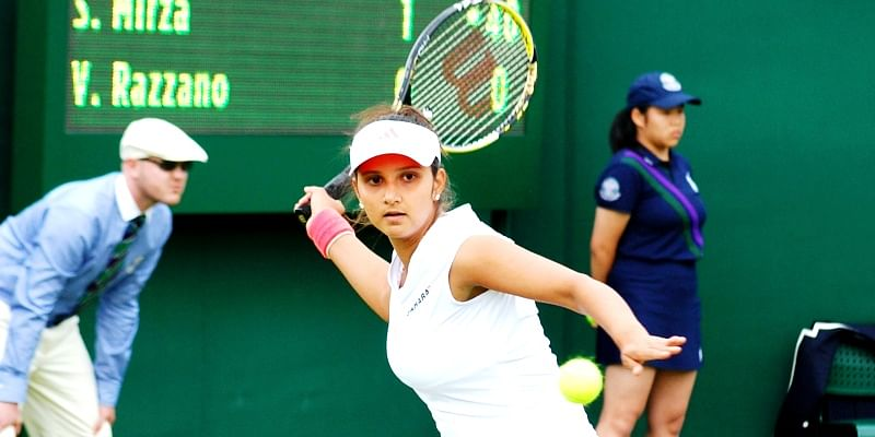 Behind every successful woman is a supportive family - Sania