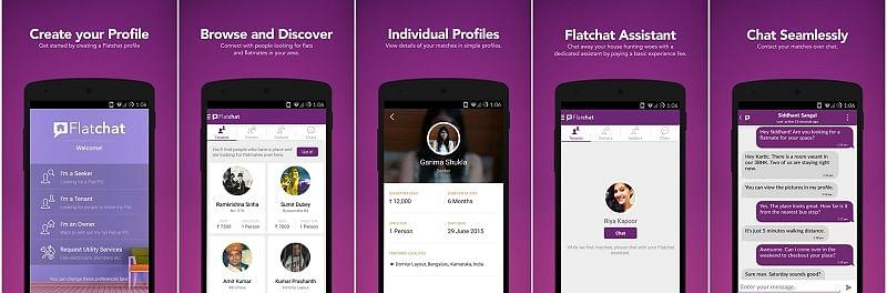 Flatchat App screenshot