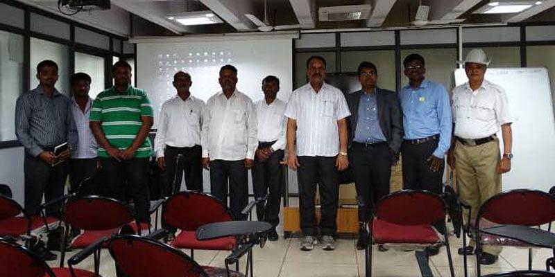 Myofficecab team with Bengaluru Traffic Police