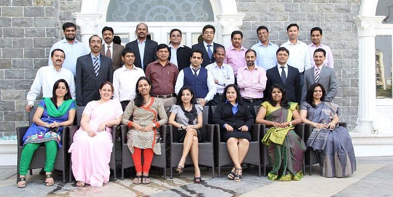 The team at Schoolguru Eduserve