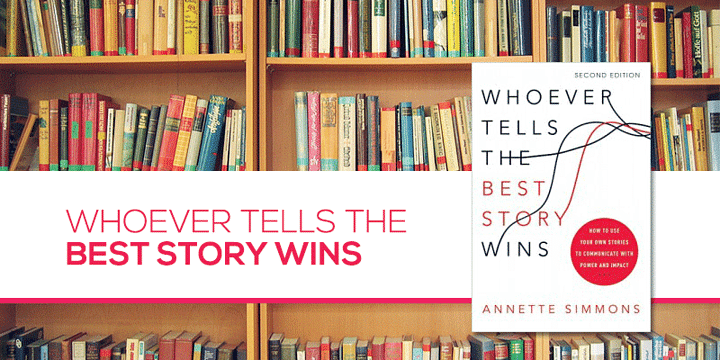 Storytelling: how entrepreneurs and leaders can deliver impact