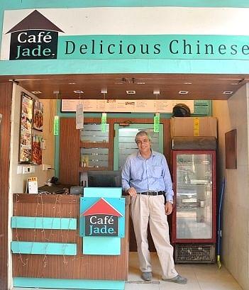 Cafe Jade, Pk Khurana