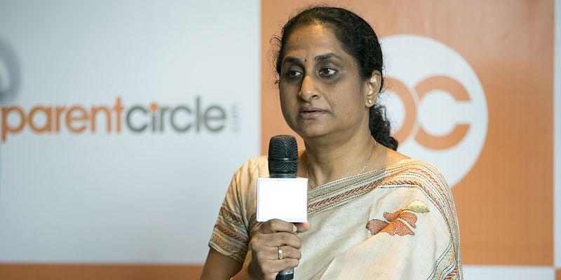 Nalina Ramalakshmi, founder, ParentCircle