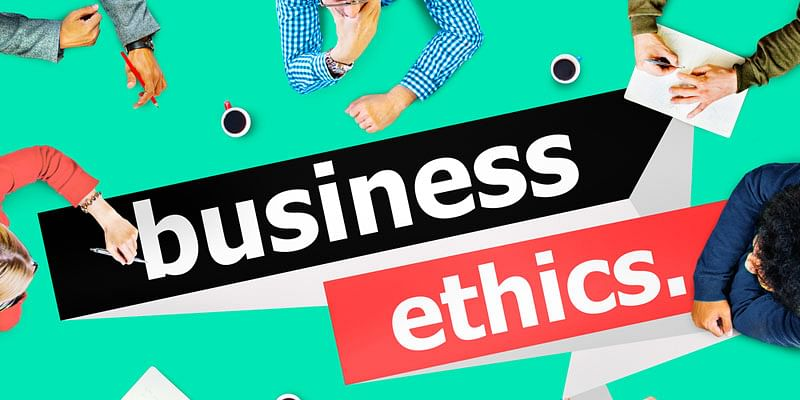 Don't chase success at the cost of business ethics