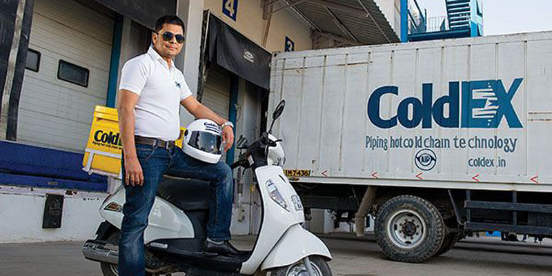How ColdEX, a cold chain logistics company, pulls in a top