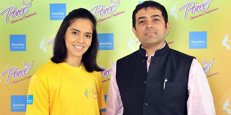 Saina Nehwal bats for women's personal care, invests in