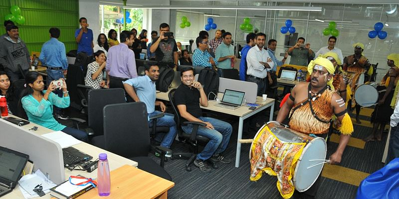 Quikr's new 4 acre swanky campus in Bengaluru sets the tone for change