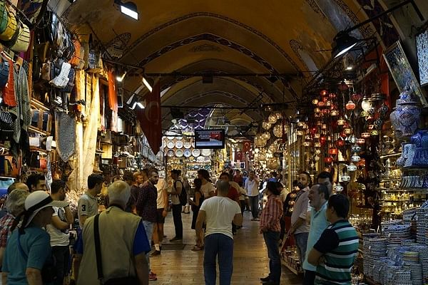 Roaming the Grand Bazaar of Istanbul for Pikkabox treasures
