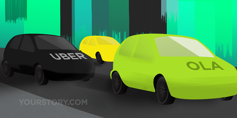 Taxi_Race ola uber