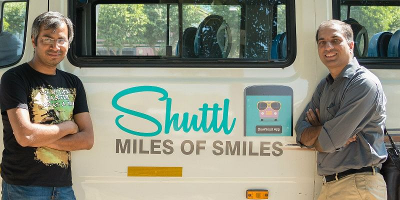 [Funding Alert] Shuttl raises Rs 41 Cr from Proof.VC, BCCL MD Vineet Jain, Mu Sigma's Co-founder and others