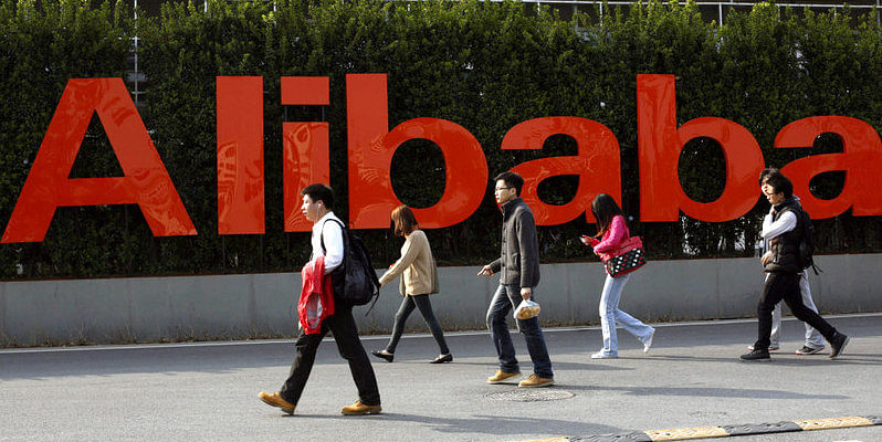 Alibaba's Ant Financial Services closes a record $4 5