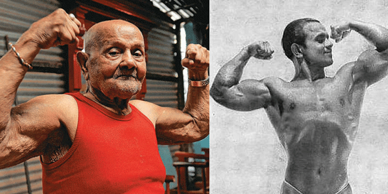 Meet 103 Year Old Bodybuilder Manohar Aich Who Was Independent India S First Mr Universe