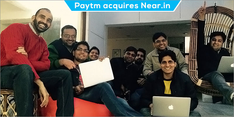 Betting big on online-to-offline commerce, Paytm acquires