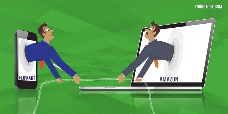 Flipkart Amazon Brand Survey rankings yourstory