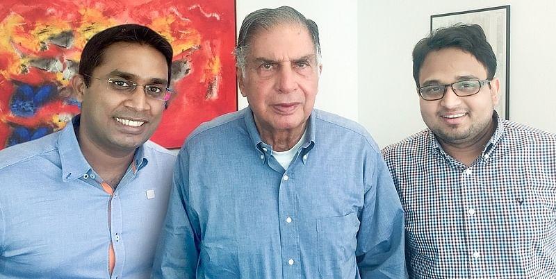 Ratan-Tata-With-Teabox Team