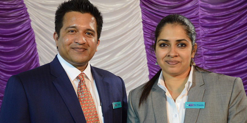 Meet India's power couple — the husband-wife duo from Indore who might've just made the world's most efficient air conditioner