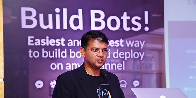 Beerud Sheth, Co-founder & CEO, Gupshup