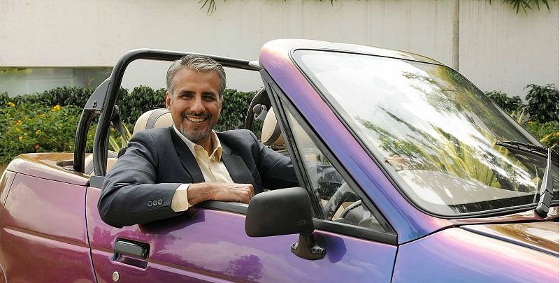 Why Chetan Maini's Sun Mobility is betting big on renewable