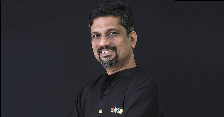 Sridhar Vembu_Zoho Corp