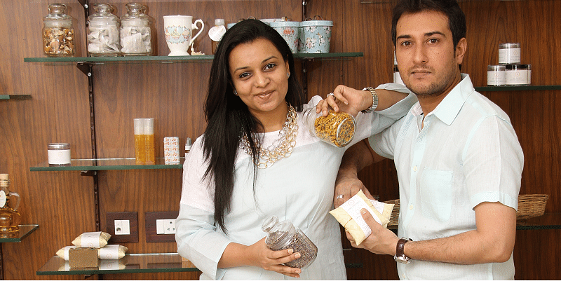 Meet the husband-wife duo from Coimbatore who founded Juicy
