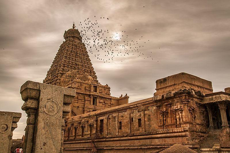 The Brihadeeswarar Temple. (Pic credit iStockphoto)