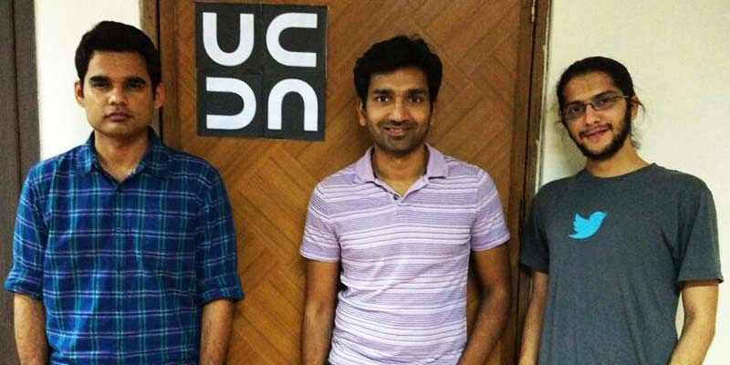 Urbanclap founders (from L-to-R): Abhiraj Bhal, Varun Khaitan, and Raghav Chandra