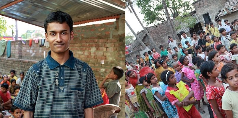 Babar Ali – the world's youngest headmaster started a school when he