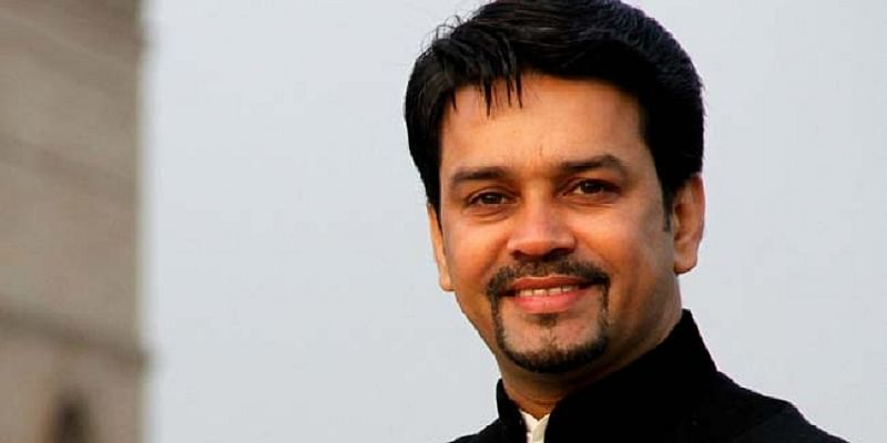 IT industry, startups meet Anurag Thakur to discuss data protection, tax issues