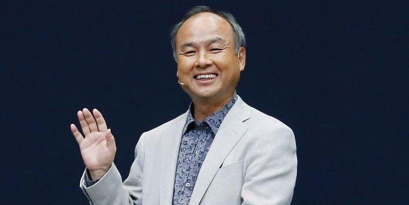Masayoshi Son, Founder & CEO, Softbank
