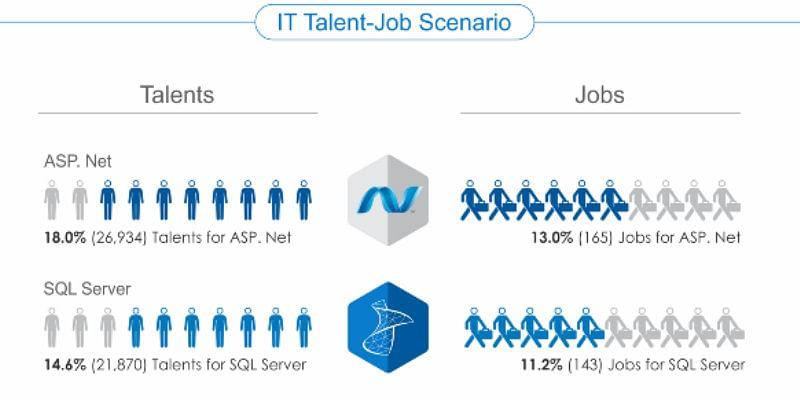 IT Talent Job Scenario