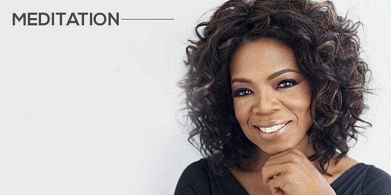 Oprah Winfrey morning schedule
