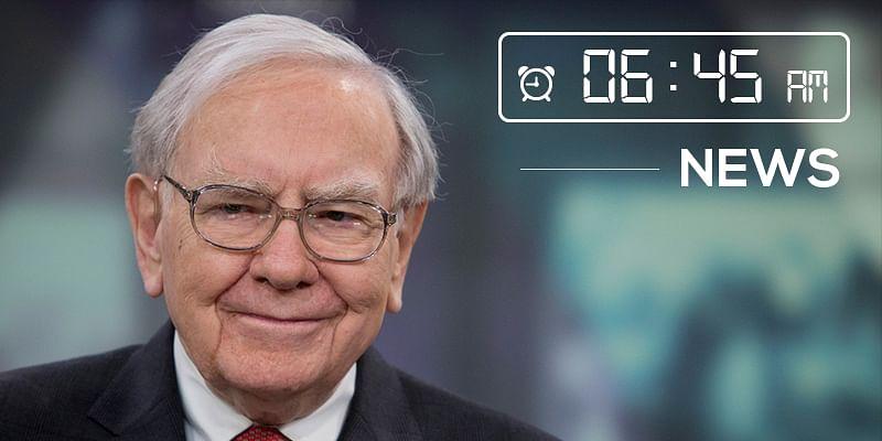 Warren Buffet morning schedule