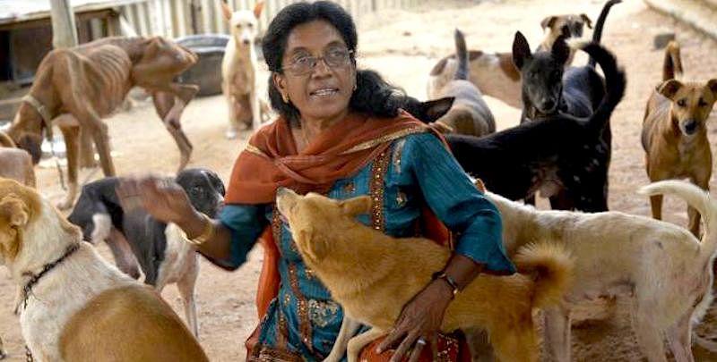 """Meet Geetha Rani - the """""""