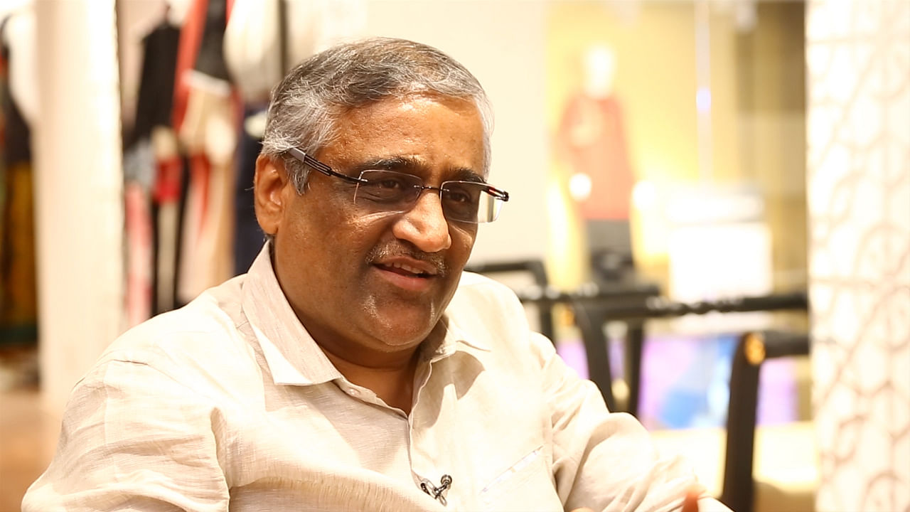 Future Group, Kishore Biyani