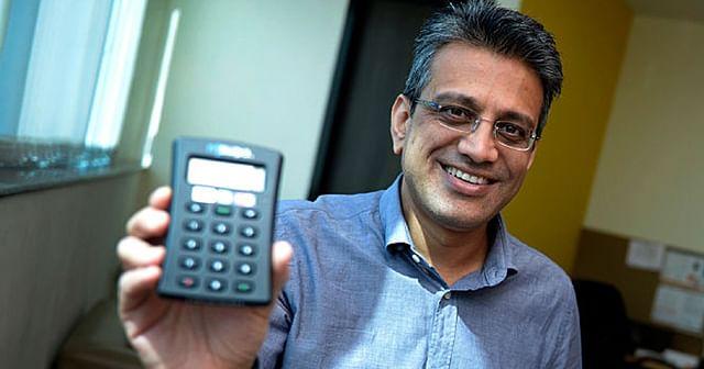 Manish Patel, Founder & CEO, Mswipe