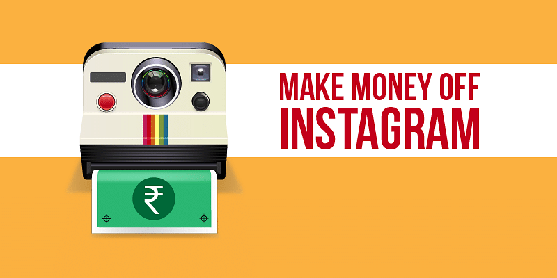 how to make money promoting on instagram