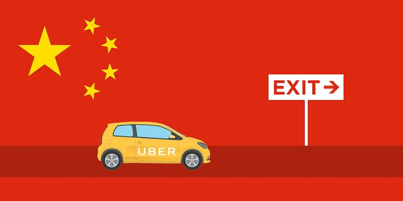 Lessons for India from Uber's goodbye to China