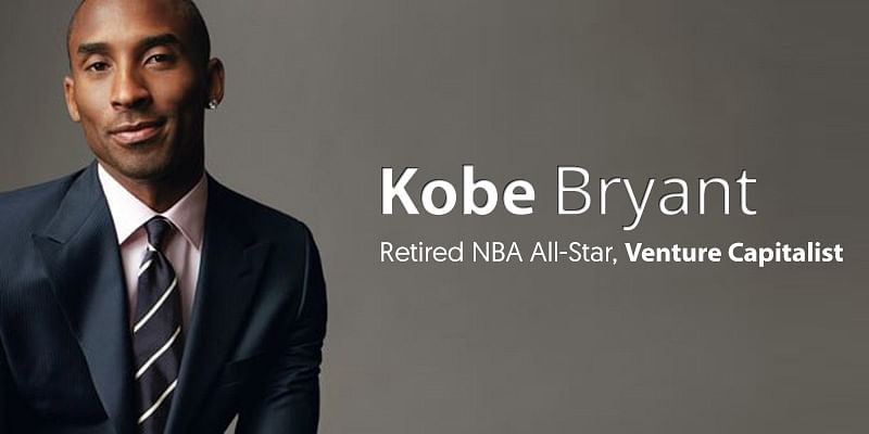 the best attitude 99b92 2d5b2 NBA star Kobe Bryant collaborates with business tycoon Jeff Stibel to  launch a  100million venture capital firm