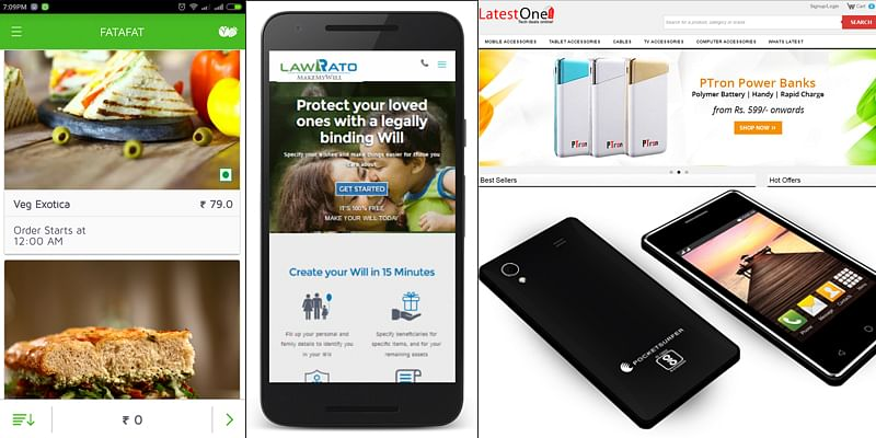 DataWind's affordable smartphone, Jugnoo's ready-to-eat meal