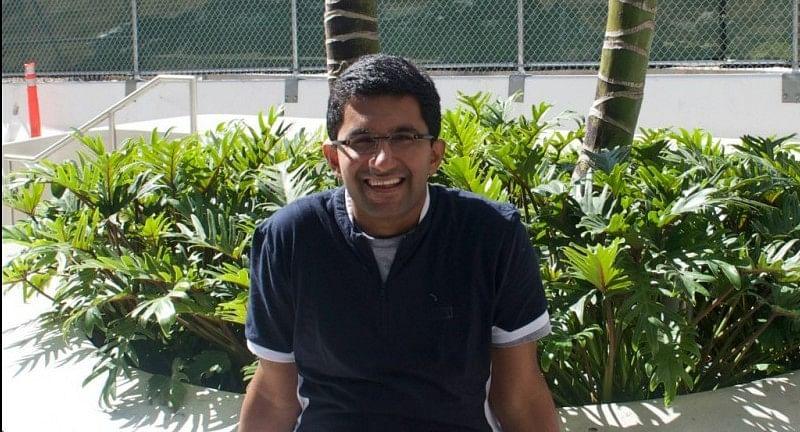 Dr Ritesh Malik, founder of Guerilla Ventures