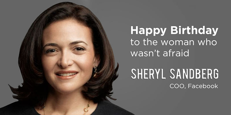 """Done is better than perfect"""" – lessons from Sheryl Sandberg"""