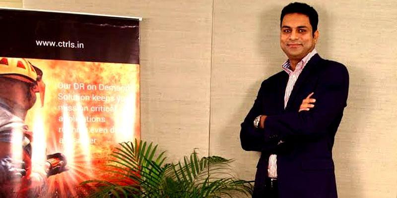 Founder of CTRLS, Sridhar Pinnapureddy