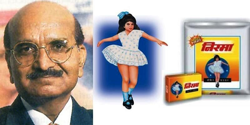 From selling door to door detergent to 'Sabki Pasand Nirma