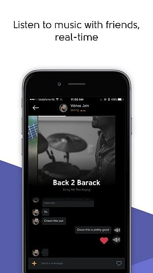 App Fridays] Lisn lets you stream music with friends in real