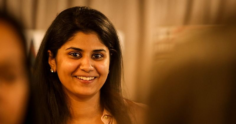 Anjana Reddy founder of USPL, which owns the brands Collectibillia, Imara & Wrogn