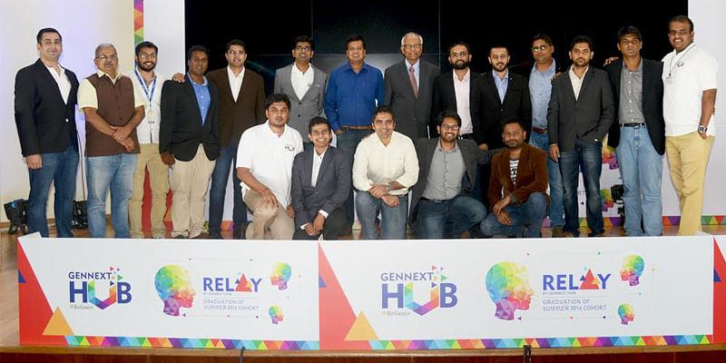 GenNext Hub RELAY - Panel Discussion 1 (Ravi Gururaj, Shradha Sharma, Sanjay Mehta, Karthik Reddy & Amey Mashelkar)