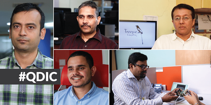 Shortlisted startups in the Qualcomm® Design in India