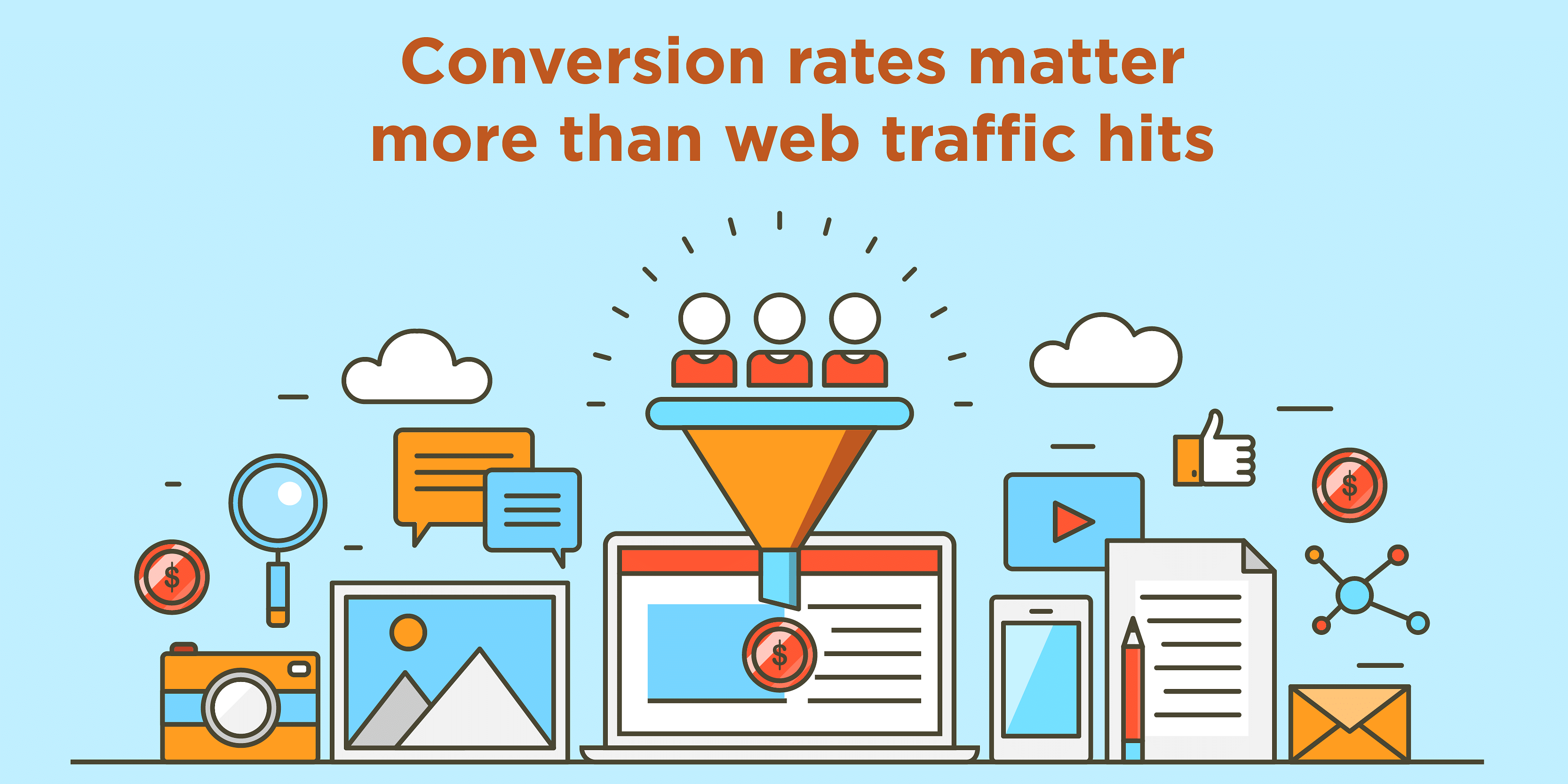 Conversion Rate Optimisation Ys