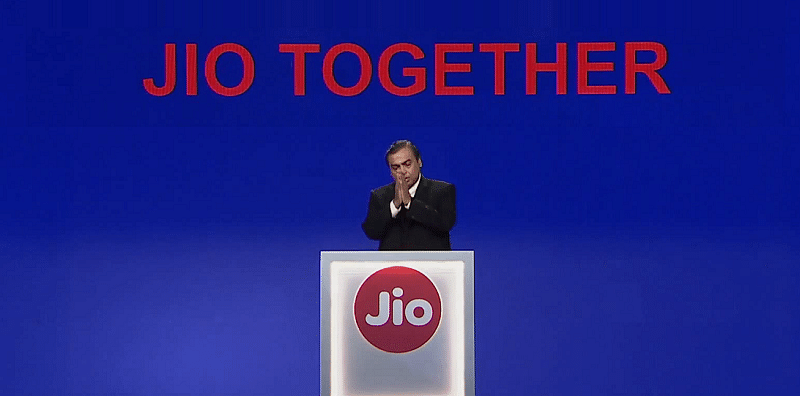 Reliance JioPhone launch
