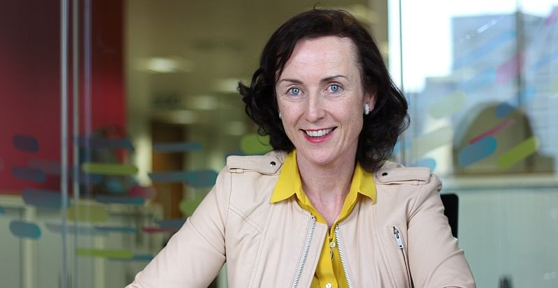 Julie Woods-Moss, President, Chief Marketing and Innovation Officer at Tata Communications